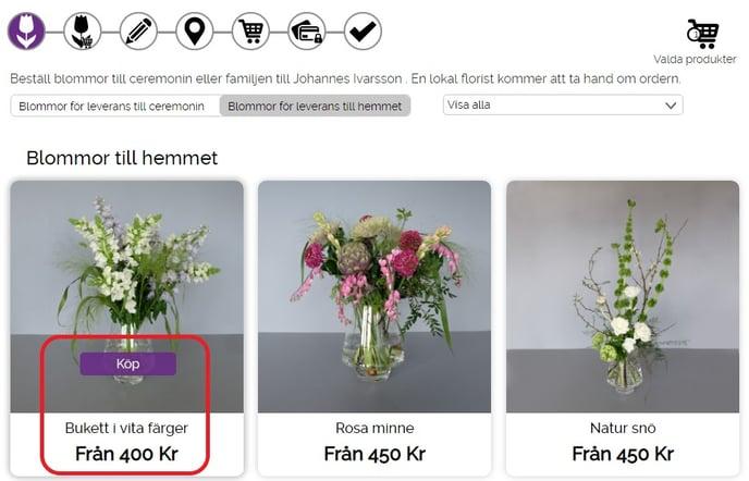 Beställ blommor2